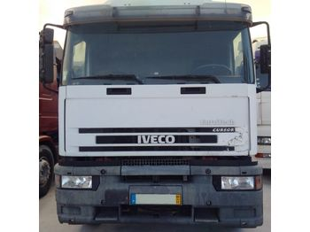 IVECO Eurotech 190E31 left hand drive 19 ton coming soon ZF manual - camião chassi