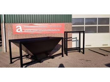 Staande Big-Bag Vultrechter - equipamento