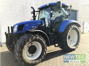 Trator agrícola New Holland T 6.175 ELECTRO COMMAND