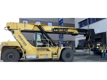 Hyster RS4531CH  - reachstacker porta contentores