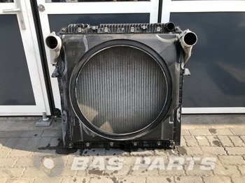 MERCEDES OM471LA 450 Actros MP4 Cooling package Mercedes OM471LA 450 A9605000002 - radiador