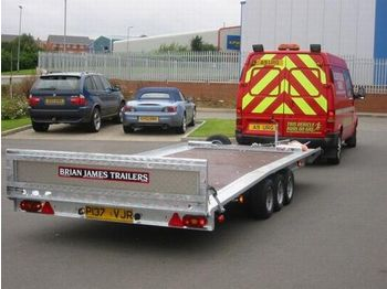 Brian James Trailers TT-T-303 - reboque transporte de veículos