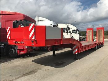 New ARB Low Loader for heavy machinery/ - semi-reboque baixa