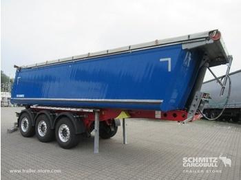 Semi-reboque basculante SCHMITZ Auflieger Kipper Alukastenmulde 27m³