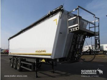 Semi-reboque basculante SCHMITZ Auflieger Kipper Alukastenmulde 52m³