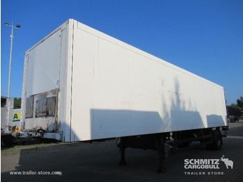 Semi-reboque frigorífico SCHMITZ Auflieger Frischdienst Standard Taillift