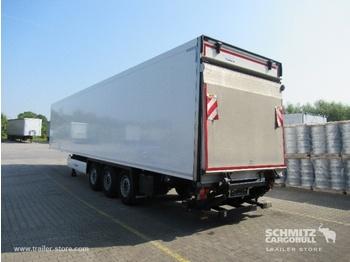 Semi-reboque furgão KRONE Auflieger Tiefkühler Standard Taillift