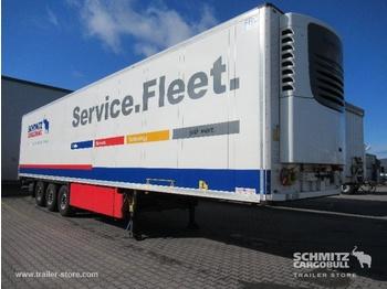Semi-reboque furgão SCHMITZ Auflieger Tiefkühler Multitemp Double deck