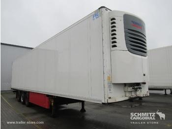 Semi-reboque furgão SCHMITZ Auflieger Tiefkühler Standard Double deck