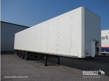 Semi-reboque furgão SCHMITZ Auflieger Trockenfrachtkoffer Standard Taillift