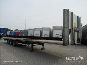 Semi-reboque plataforma/ caixa aberta  Auflieger Plateau Standard