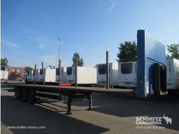 Semi-reboque plataforma/ caixa aberta KOEGEL Auflieger Plateau Standard