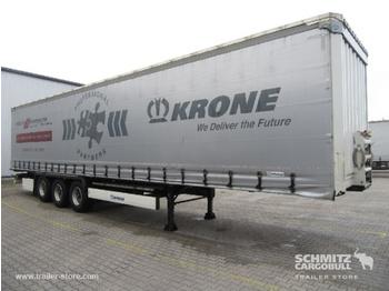 Semireboque toldo KRONE Auflieger Curtainsider Coil