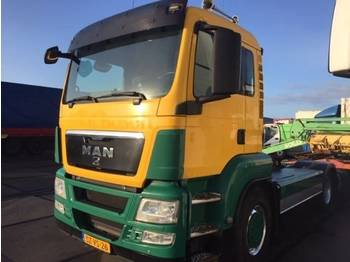 MAN TGS18.400 - tractor