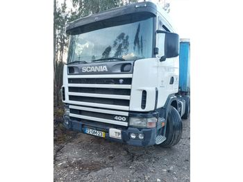 Tractor SCANIA 400L