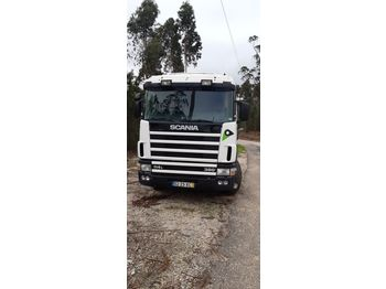 SCANIA L114 380 - tractor