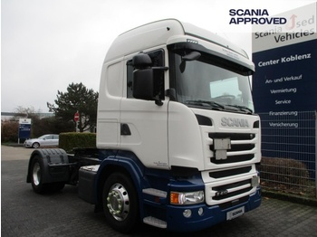 SCANIA R410 MNA - ADR FL - HIGHLINE - SCR ONLY - ALCOA - tractor