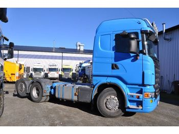 Tractor SCANIA R480 6X2