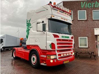 "Scania R500 ORIGINAL ""KING OF THE ROAD"" MANUAL GEARBOX SUPER CONDITION HOLLAND TRUCK!!! - tractor"